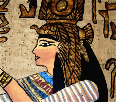 Ancient Egypt and Cosmetics