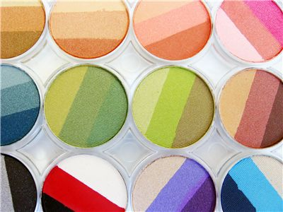 Make up - eye shadows